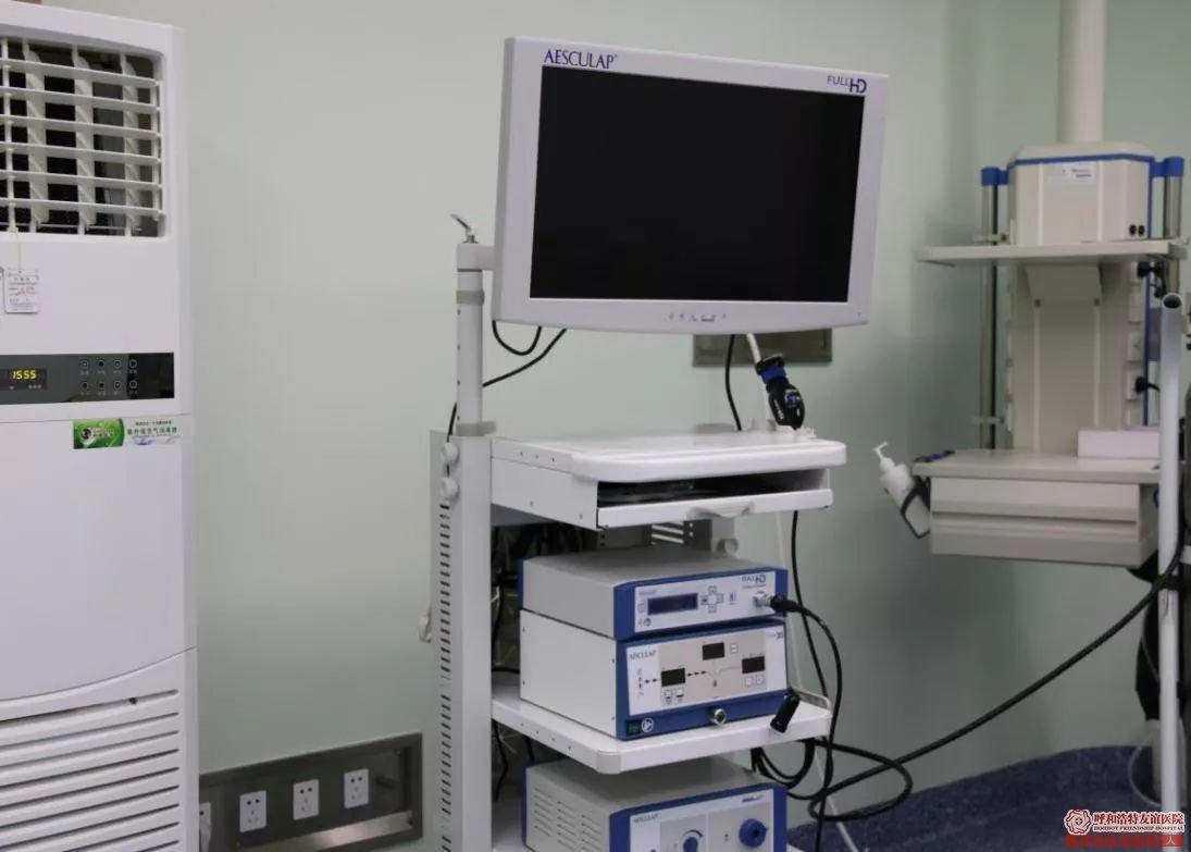 呼和浩特腔镜手术在妇科的应用